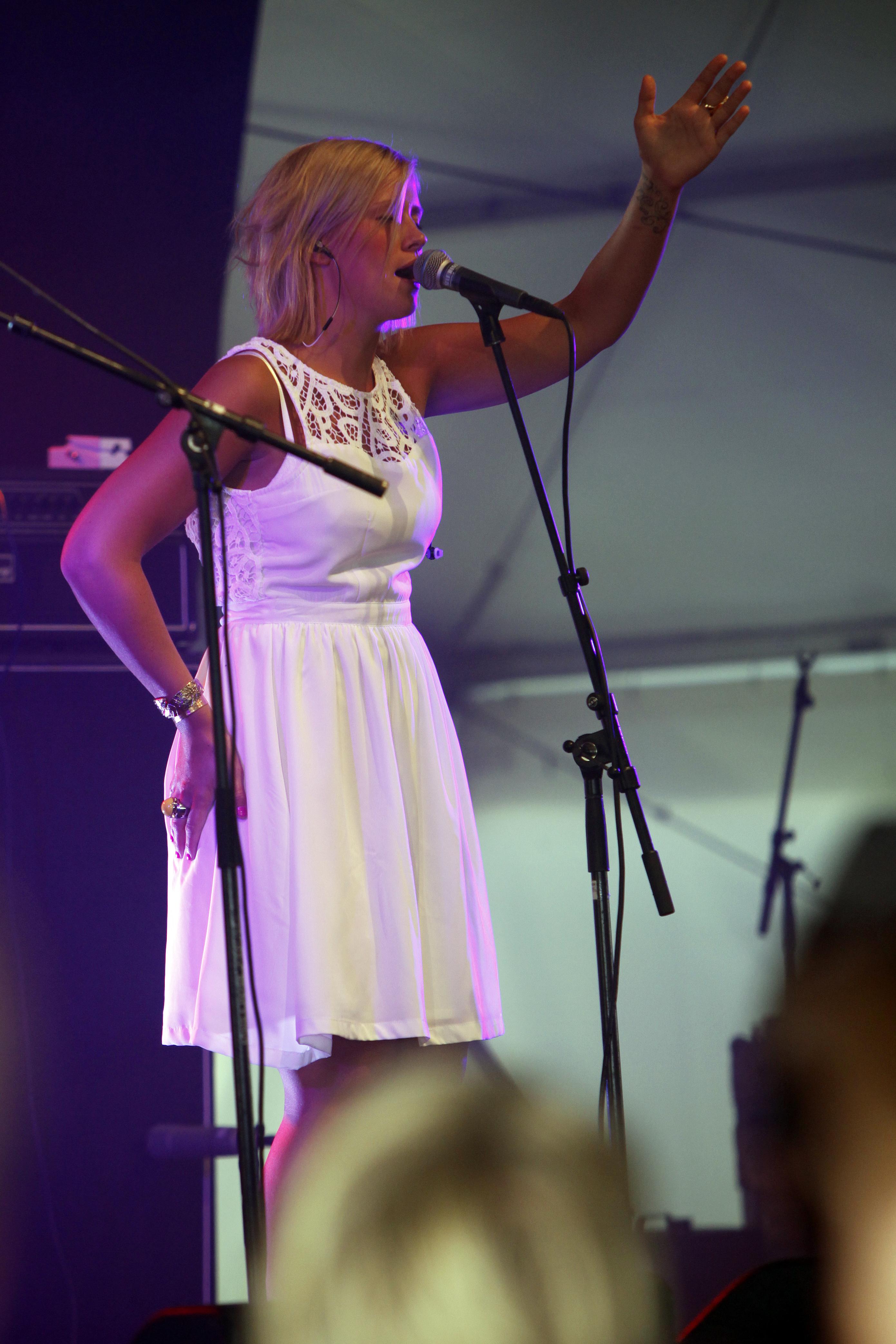 Anna Hertzman Sommarrock 2011