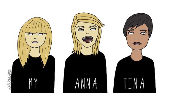 Anna tina my